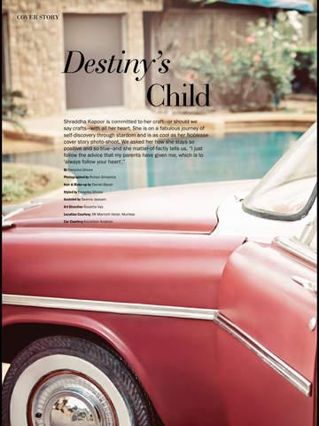Noblesse India Magazine screenshot 8