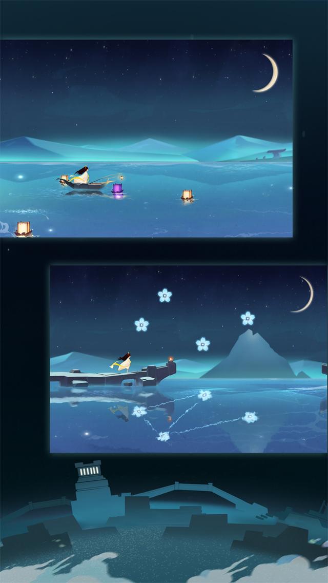 Lunar Flowers screenshot 2