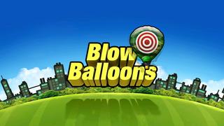 Blow Balloons screenshot 1