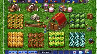 Fantastic Farm: Maggie's Magic Story screenshot 1