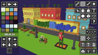 VoxelMaker screenshot 1