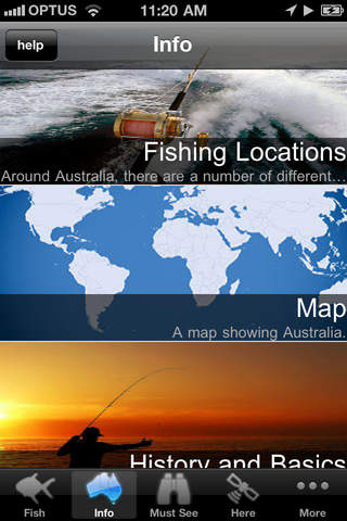 Fishing Australia - Aussie - náhled