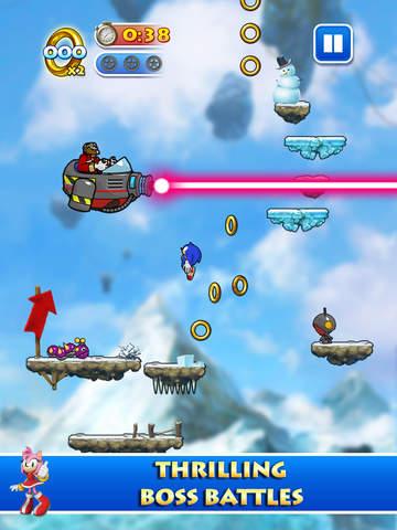 Sonic Jump™ screenshot #4