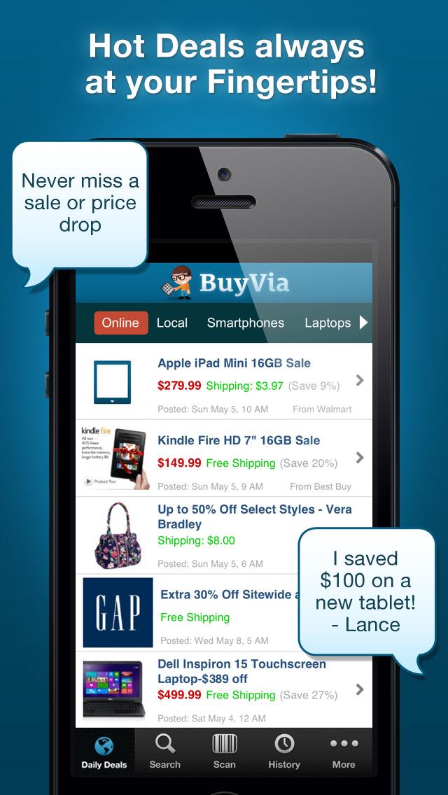 BuyVia – Best Price Compare screenshot 3