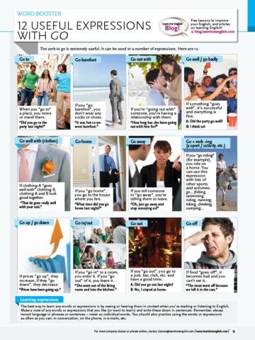 Learn Hot English Magazine screenshot 8