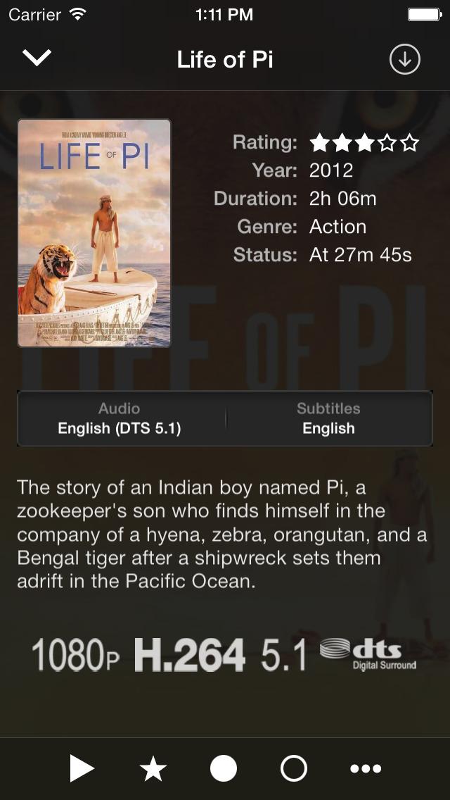 Plex: Movies, TV, Music + more screenshot 5