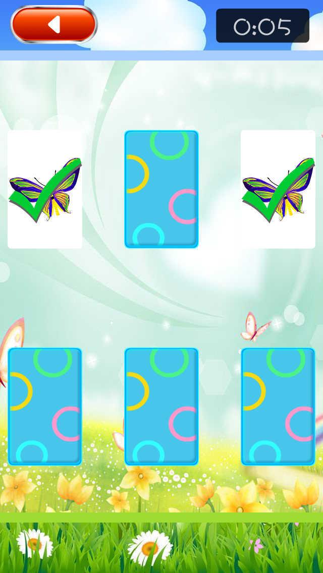 蝴蝶翻牌 screenshot 3