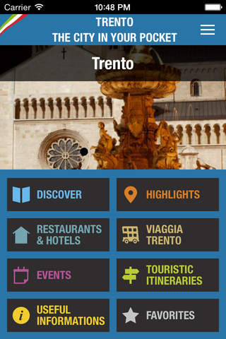 Trento - The City in Your Pocket - náhled