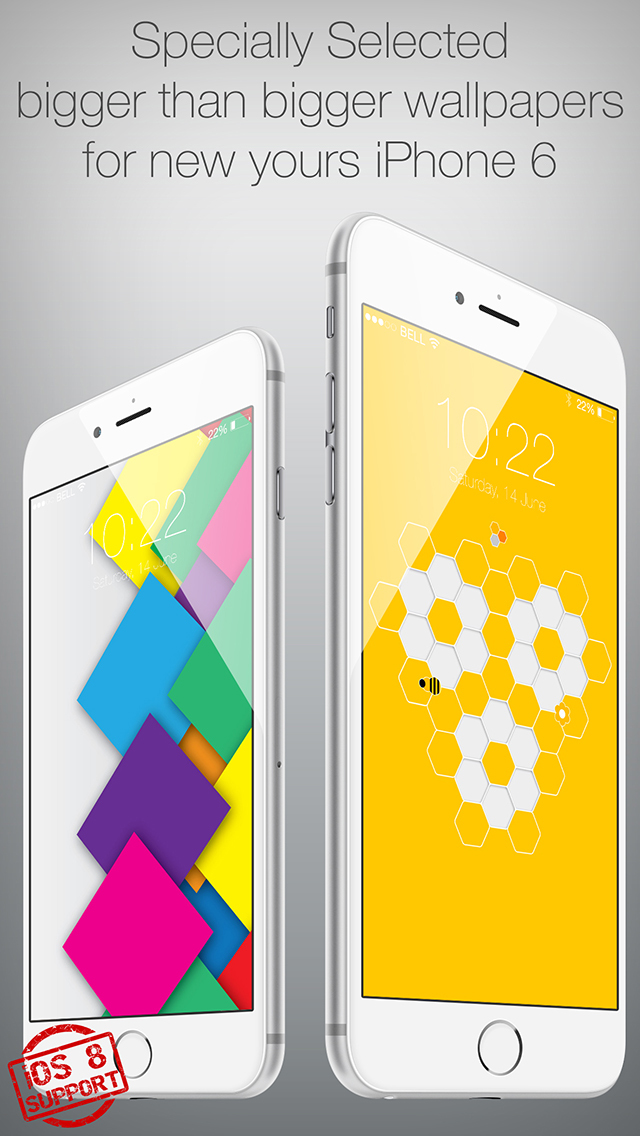 Backy - HD Wallpapers Plus for your Newest iPhone screenshot 4