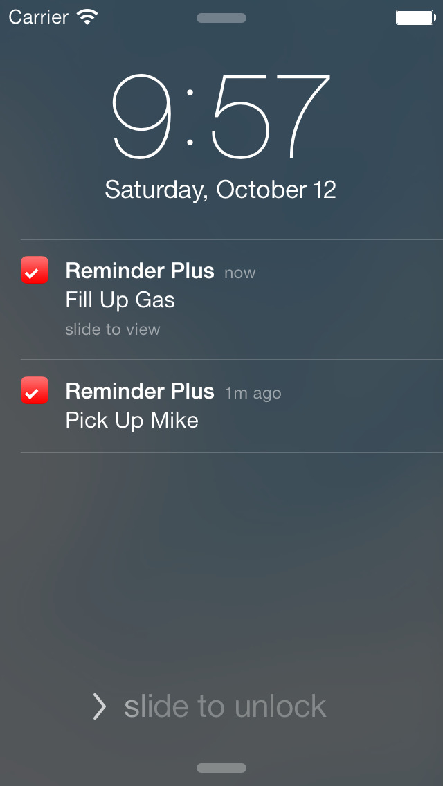 Reminder Plus - To-Do List screenshot 2