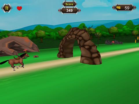 Pony Dash 3D screenshot 10