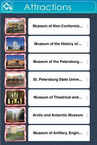 Saint Petersburg Travel Guide - Offline Guide - náhled