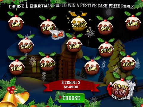 Snow Slots Merry Christmas FREE screenshot 10