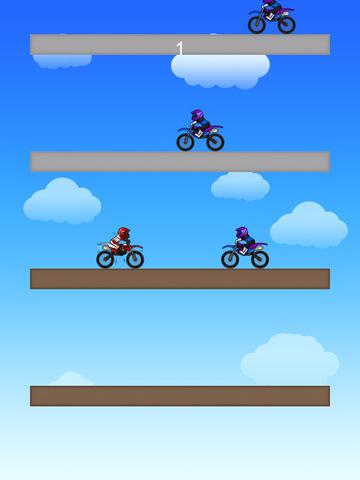 Motorcycle TAP TAP screenshot 10