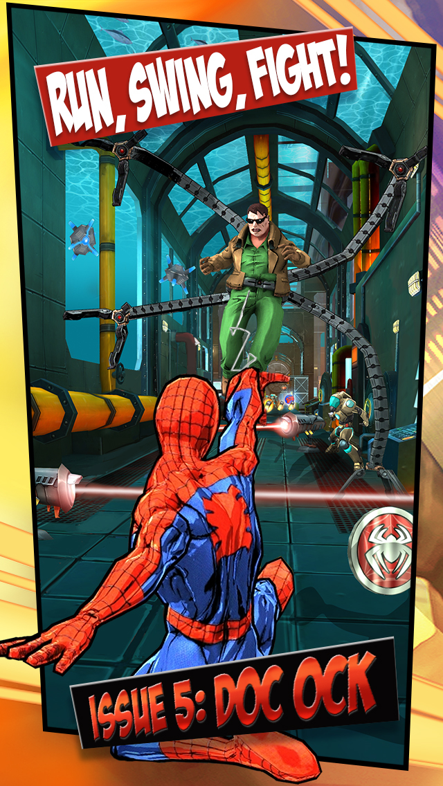 Spider-Man Unlimited screenshot #1