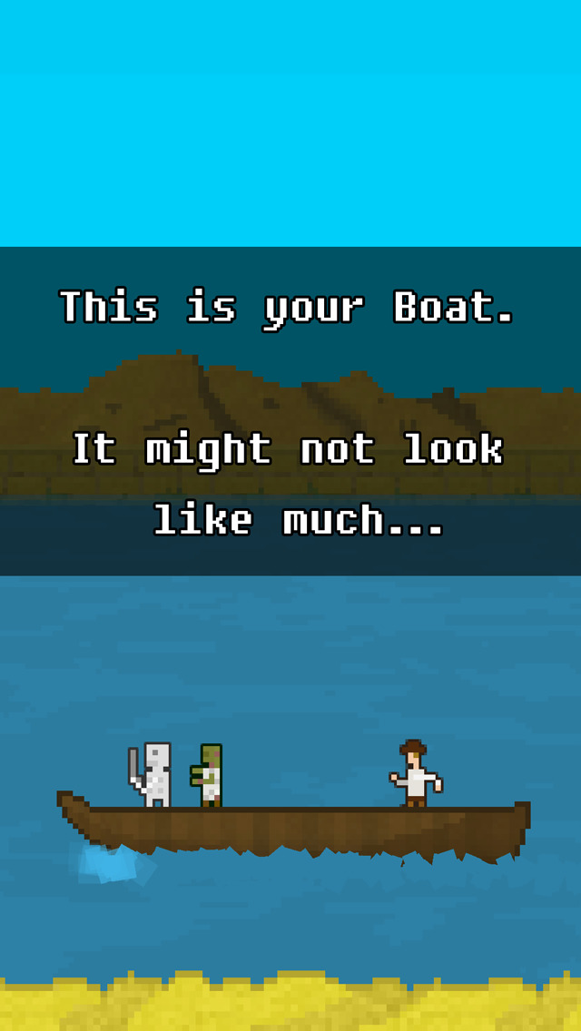 You Must Build A Boat screenshot 1