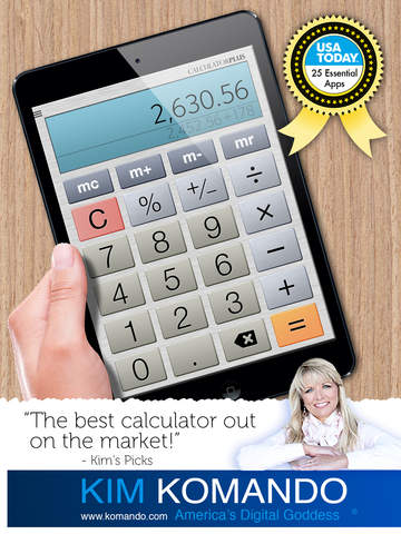 Calculator Plus Free - Calculate Easy Equations &  - náhled