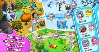 Farm Frenzy and Friends screenshot 3