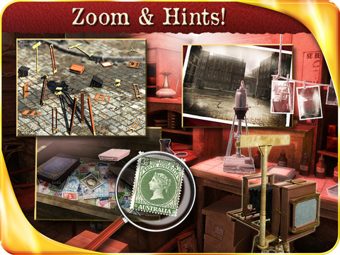 Jack the Ripper : Letters from Hell - Extended Edition – A Hidden Object Adventure screenshot 8