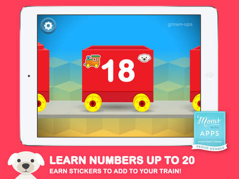 Number Train Kindergarten Maths screenshot 6