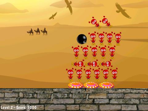 A Desert Tank Cannon Free Game screenshot 10