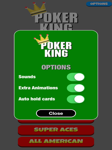 Poker King - Video Poker Game screenshot 8