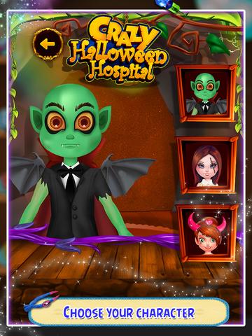 Crazy Halloween Hospital screenshot 5