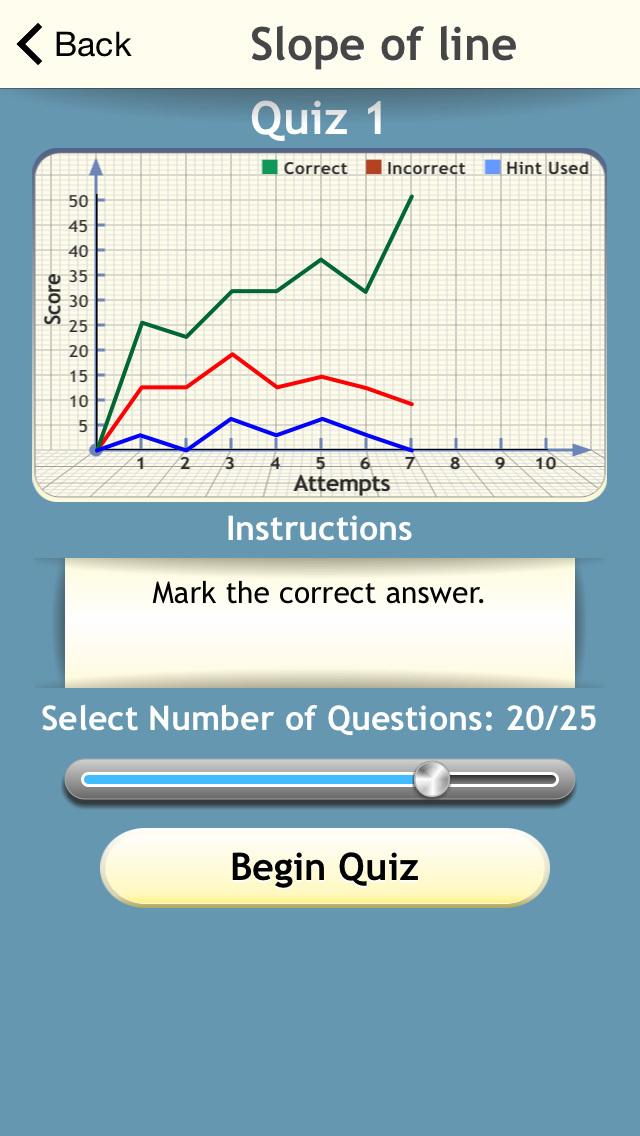 Middle School - Maths : 8th Grade screenshot 2