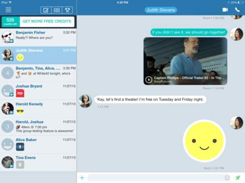 Text Me - Phone Call + Texting screenshot 6