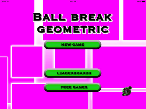 Ball Break Geometric screenshot 7