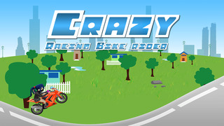 Crazy Racing Bike Rider - Awesome motorbike speed race screenshot 1