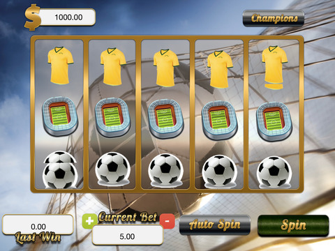 A Goal Score Slots - Soccer Party FREE Chips Daily - náhled