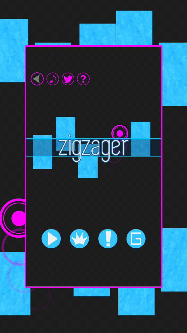 Zigzager screenshot 1