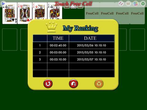 Touch FreeCell PVN screenshot 7