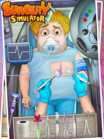 Surgery Simulator - Surgeon Games screenshot 4
