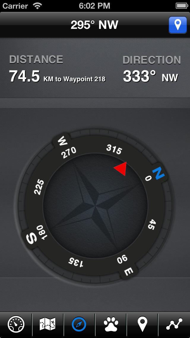 EasyTrails GPS screenshot 3