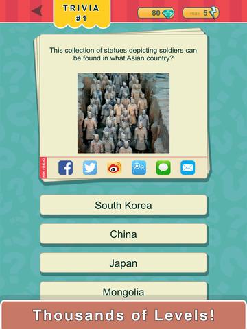 Trivia Quest™ History - trivia questions screenshot 6