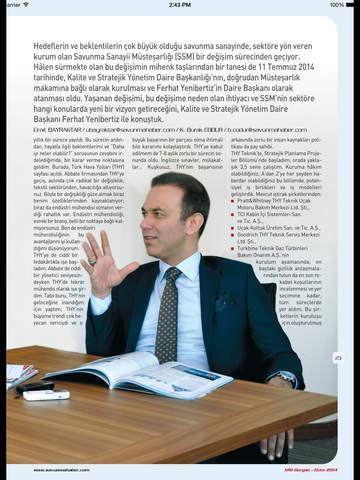 MSI Dergisi screenshot 8
