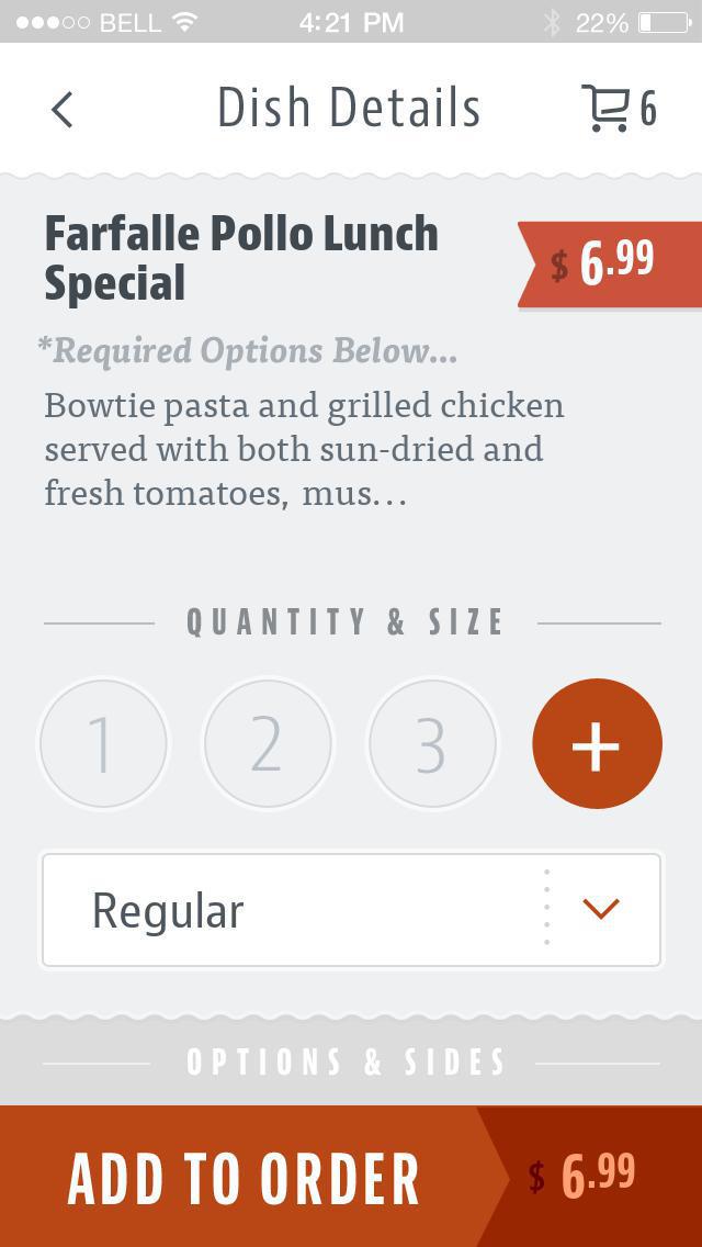 The Pasta Bowl screenshot 4
