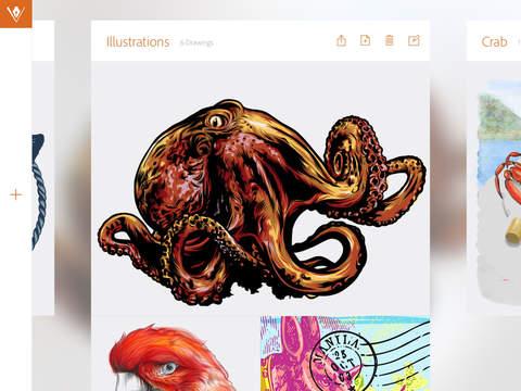 Adobe Illustrator Draw screenshot 6