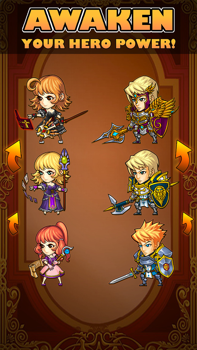 Pocket Knights screenshot #4