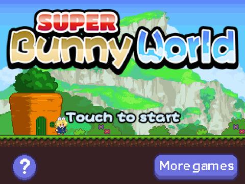 Super Bunny World screenshot 5