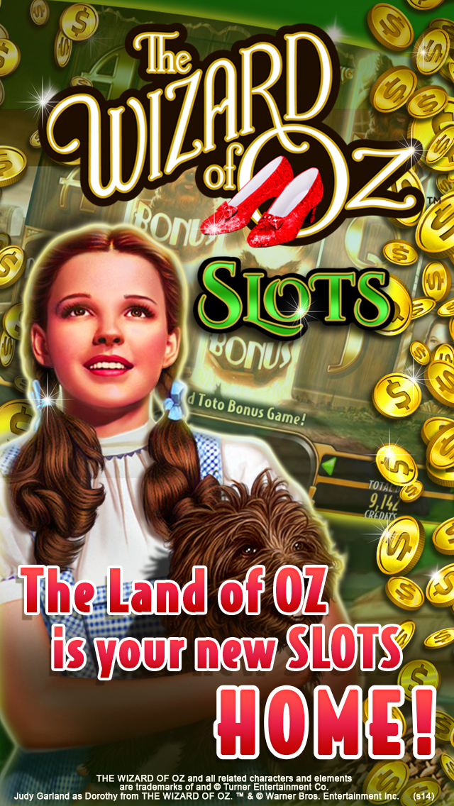 Wizard of Oz: Casino Slots screenshot 1