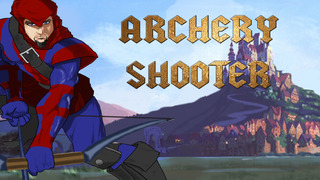 Archery Shooter Bow And Arrow Target Practice Game Free screenshot 1