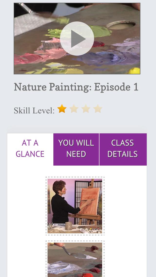 Painting Nature Scenes screenshot 3