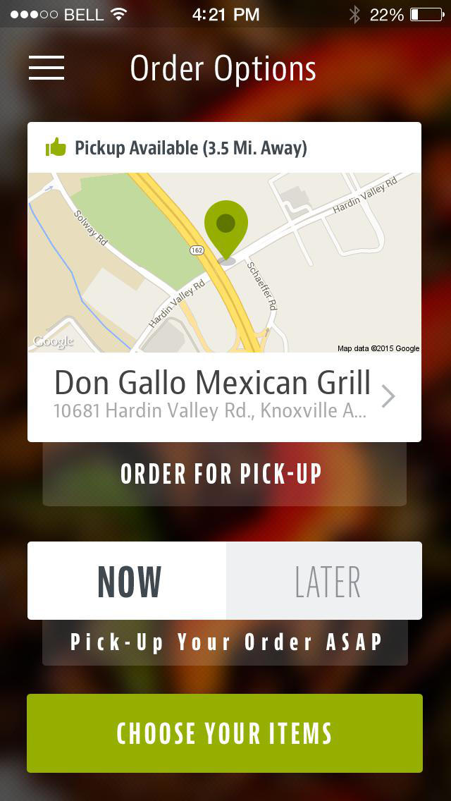 Don Gallo Mexican Grill screenshot 2