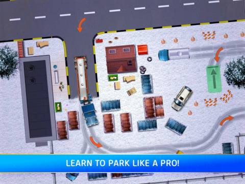 Parking Mania HD screenshot 4