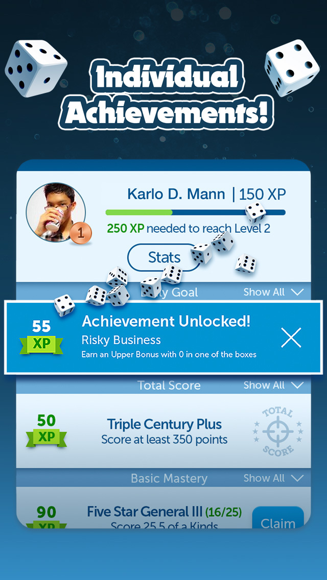 Dice With Buddies: Social Game screenshot #5
