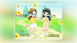 Sunflower Girls screenshot 5