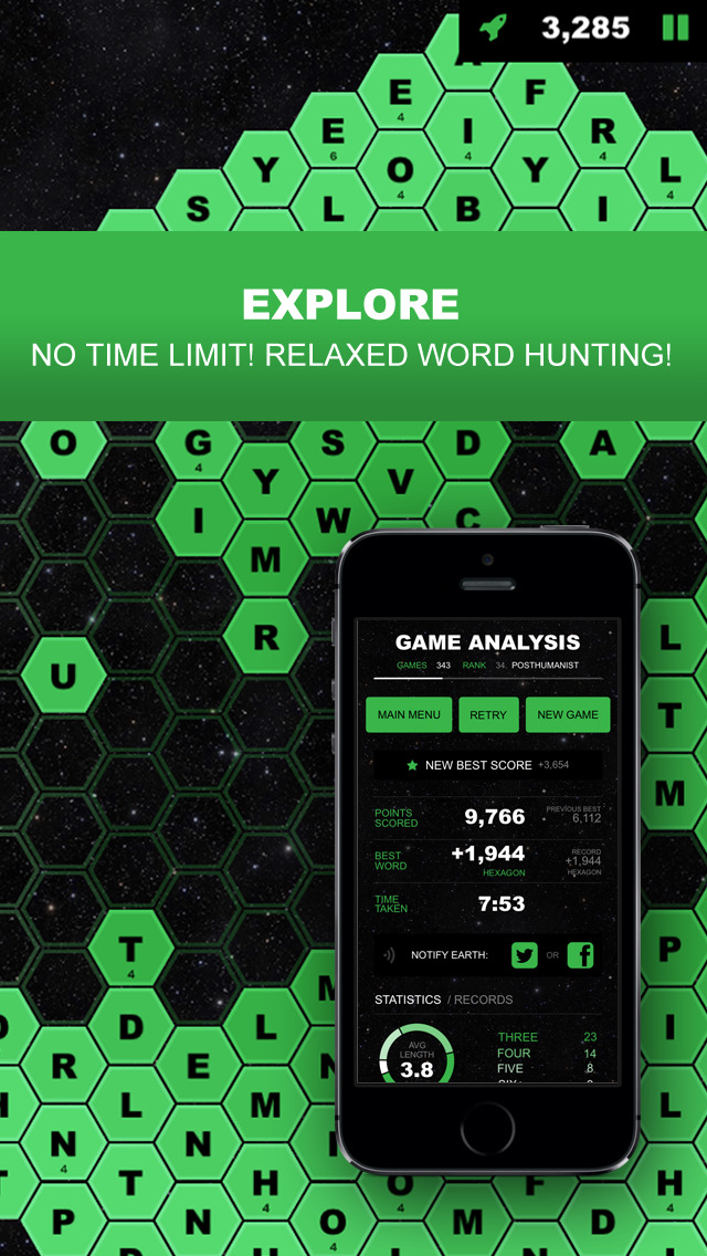 Hexiled screenshot 3